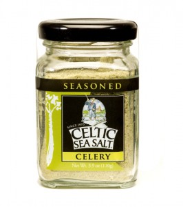 Celery Seasoned Celtic Sea Salt
