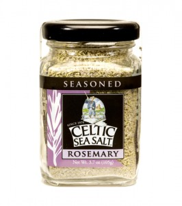 Rosemary Seasoned Celtic Sea Salt