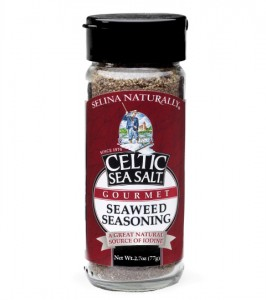 Celtic Sea Salt Seaweed Seasoning