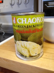 Low sodium jackfruit brand
