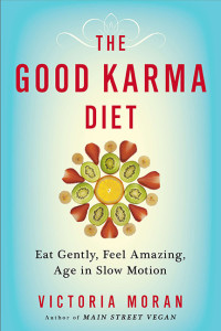 The Good Karma Diet vegan book cover